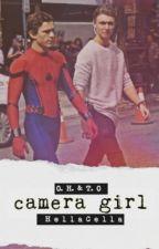 Camera Girl • O. H. & T. H. by HellaCella
