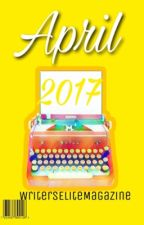 Issue 4: April 2017 by WritersEliteMagazine
