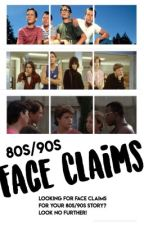 80s/90s Face Claims by timidlila