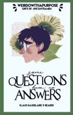 Some Questions Have No Answers (Klaus Baudelaire) by WeirdoWithAPurpose