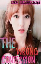 The Wrong Confession [MONSTA X FanFic] by ERIO77