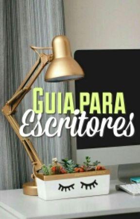 Guia para Escritores by Mellyssa_
