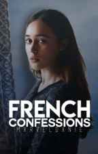 french confessions ╚ tom holland • #wattys2017 by mxrveldxnie