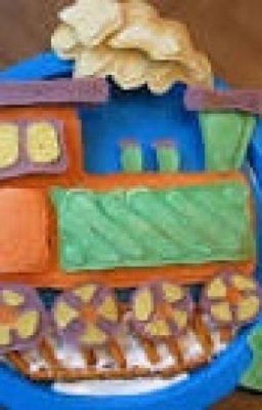 The Pancake Train. by cayoloa