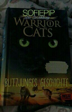 Blitzjunges Geschichte -Warrior Cats- by Sofiepip