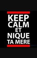 Nique Ta Mère  by AlduinLeZairois