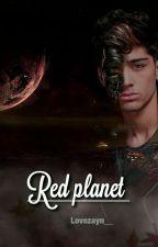 Red planet   Zayn Malik by lovezayn__