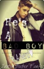 He's A Bad Boy I'm A Nerd♥ (Justin Bieber Fanfiction♥) by bcast9