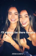I'd always be there for you~Merrell Twins  by chanelmerrell