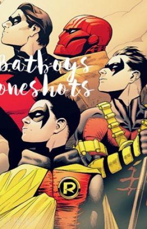 BatBoys x Reader Oneshots {incredibly slow updates, be