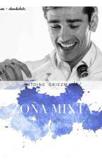 ZONA MIXTA (Antoine Griezmann) en edición  by kroosea