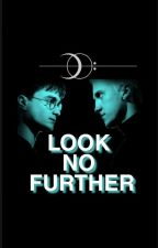 Look No Further. by colourdark