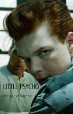 Little Psycho. (Jerome Valeska x Reader) by vintagetragedy