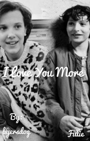 I love you more • fillie by elevenweirdo