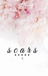 Scars. / / Evan Peters by kurtsepticeye