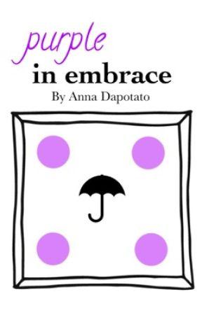 purple in embrace by annadapotato