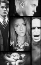 A Riddle // Draco Malfoy Fanfiction by _Copeland