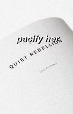 pacify her [joshler fic] by SILVERSPOON-