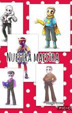 NERD AND JOCK: Nuestra Maestra [EDITANDO Y PAUSADA] by stage-rose