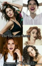 The Element Sisters: Book 1 by Summer-Time122