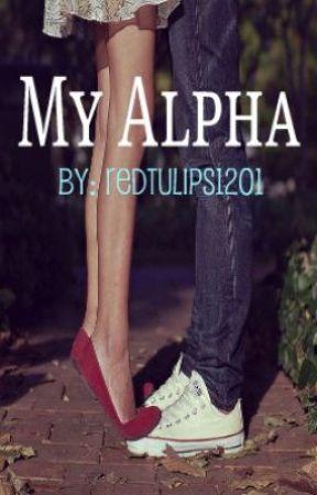 My Alpha by redtulips1201