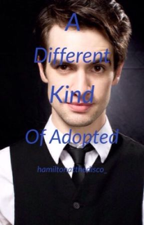 A Different Kind Of Adopted (Brendon Urie) by hamiltonatthedisco_