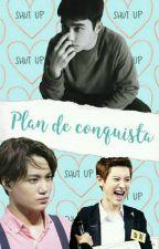 Plan de conquista ↪SooKai by Snowo_