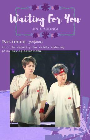Waiting For You «YoonJin/SugaJin» by deniedhxppiness