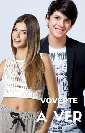 •Volverte a Ver• (C.V) (Novela Famosos) by CncoNovelasArg01