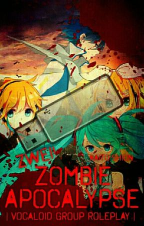 Zwei | ZomApoca | Vocaloid Group Roleplay | by _Kaito-Shion_