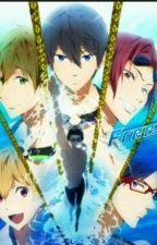 Free! Iwatobi Swim Club x Male reader by Emily_Historia13