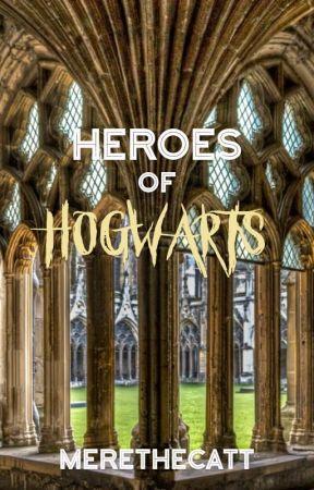 Heroes of Hogwarts by merethecatt