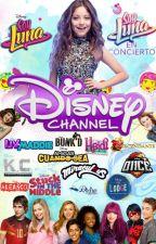 Disney Channel Noticias Vol 2. by Roller_boy