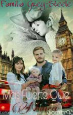 Familia Grey-Steele, mas fuerte que antes by Samer95
