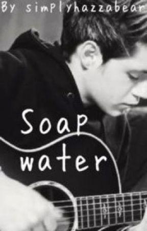Soap Water by simplyhazzabear