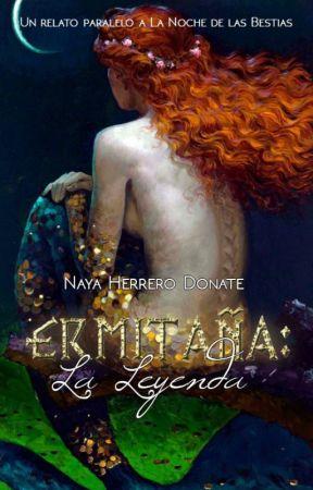 Ermitaña: La Leyenda by Naya_Donate