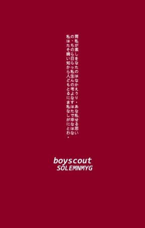 BOYSCOUT by SOLEMNMYG