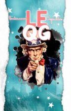 Le QG  FONCTIONNEMENT ET ORGANISATION  by EditionsEDLN