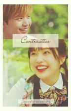 CONTRASTIVE || SUNGJOY by _sweetcheesecake