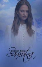 Samotna /W TRAKCIE POPRAWY/ by Mysterious_Missing