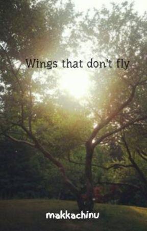 Wings that don't fly by makkachinu
