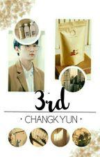 Changkyun; 3rd by PenggemarOppaTampan