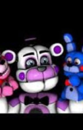 Fnaf roleplay (DISCONTINUED) by ThePolarTorch