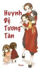 [Hetalia Shortfic] [Asians Family] Huynh Đệ Tương Tàn by -_Teresa_-