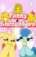 Funny encounters by rain_18