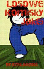 Losowe Komiksy Jakei | Tłumaczenie PL by EmiLaa2001