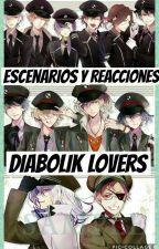 ¶ Escenarios de Diabolik Lovers ¶ by MariaMukami