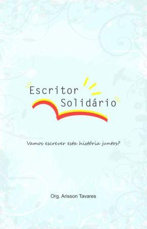 Escritor Solidário by ArissonTavares