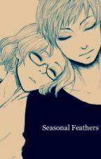 Seasonal Feathers by Pebblecat