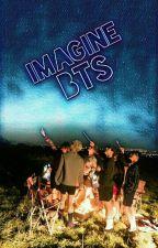 《 Imagine BTS 》 by Paulasonlun